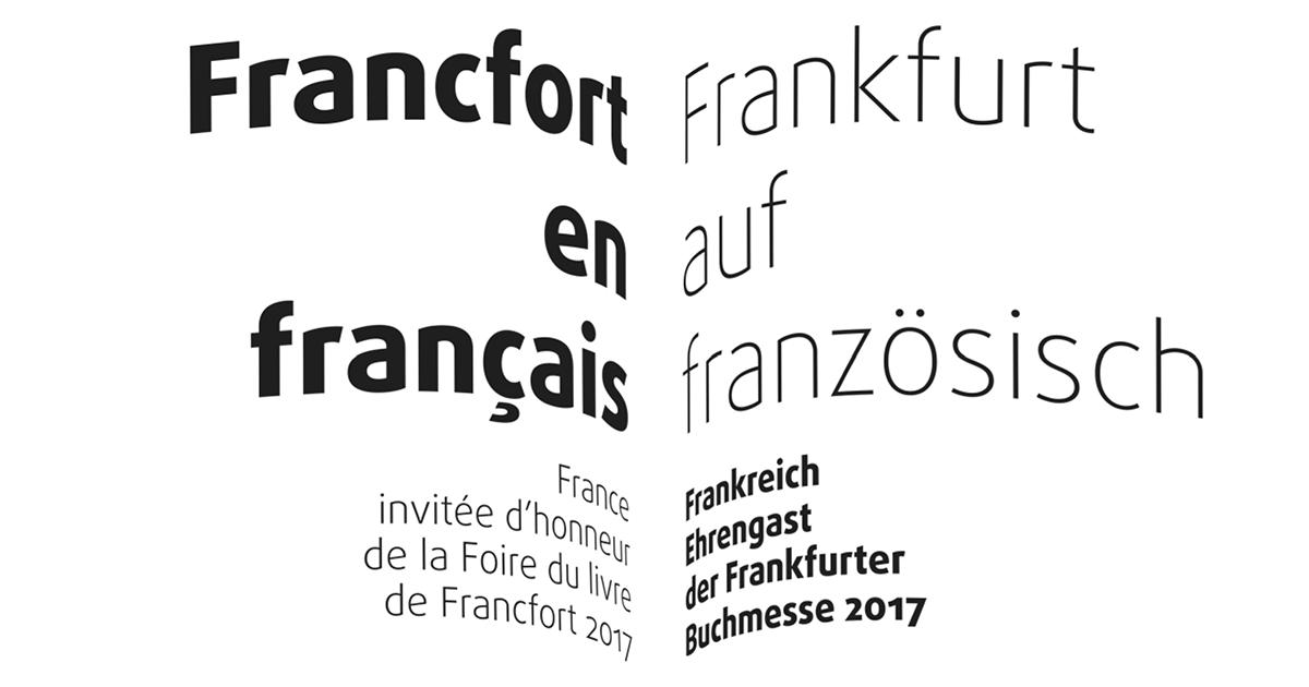 Frankfurt auf Französisch